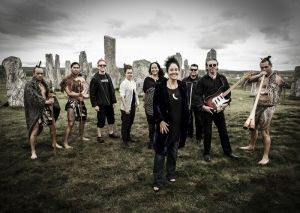 "Moana & The Tribe release 5th album ""RIMA"" on Sept. 26, 2014 through GMO The Label in Europe"