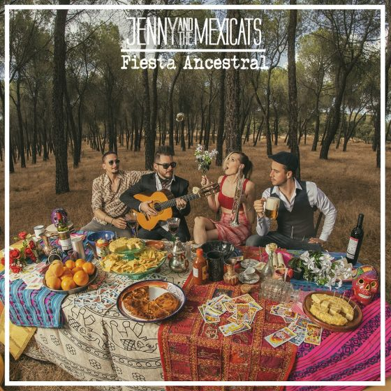 "Jenny & The Mexicats - Das neue Album ""Fiesta Ancestral"" - Tour ab September"